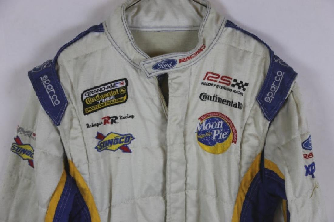 FORD RACE CAR DRIVER UNIFORM - 3