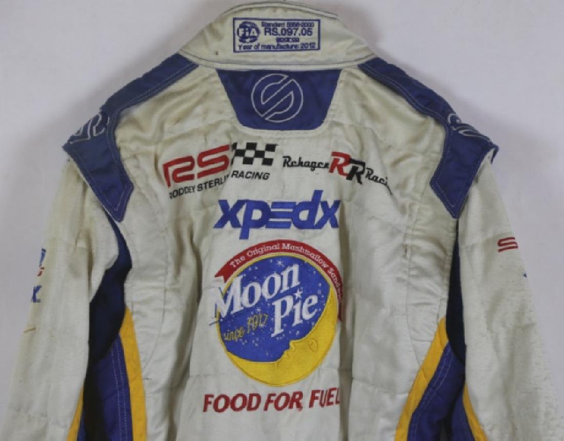 FORD RACE CAR DRIVER UNIFORM - 6