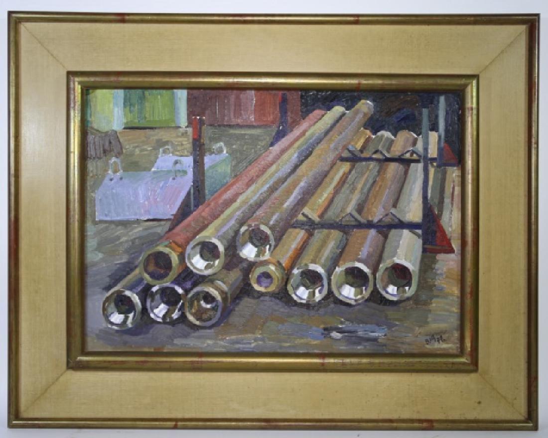 "VLADIMIR SHERDIN (RUSSIAN) ""PIPES"" OOC"