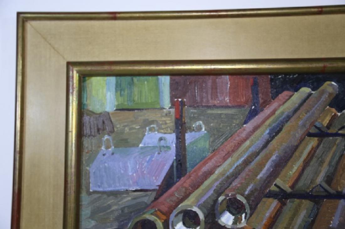 "VLADIMIR SHERDIN (RUSSIAN) ""PIPES"" OOC - 3"