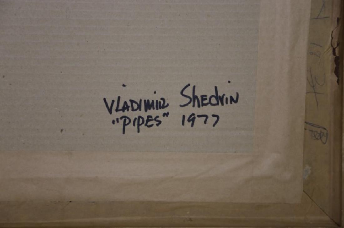 "VLADIMIR SHERDIN (RUSSIAN) ""PIPES"" OOC - 6"