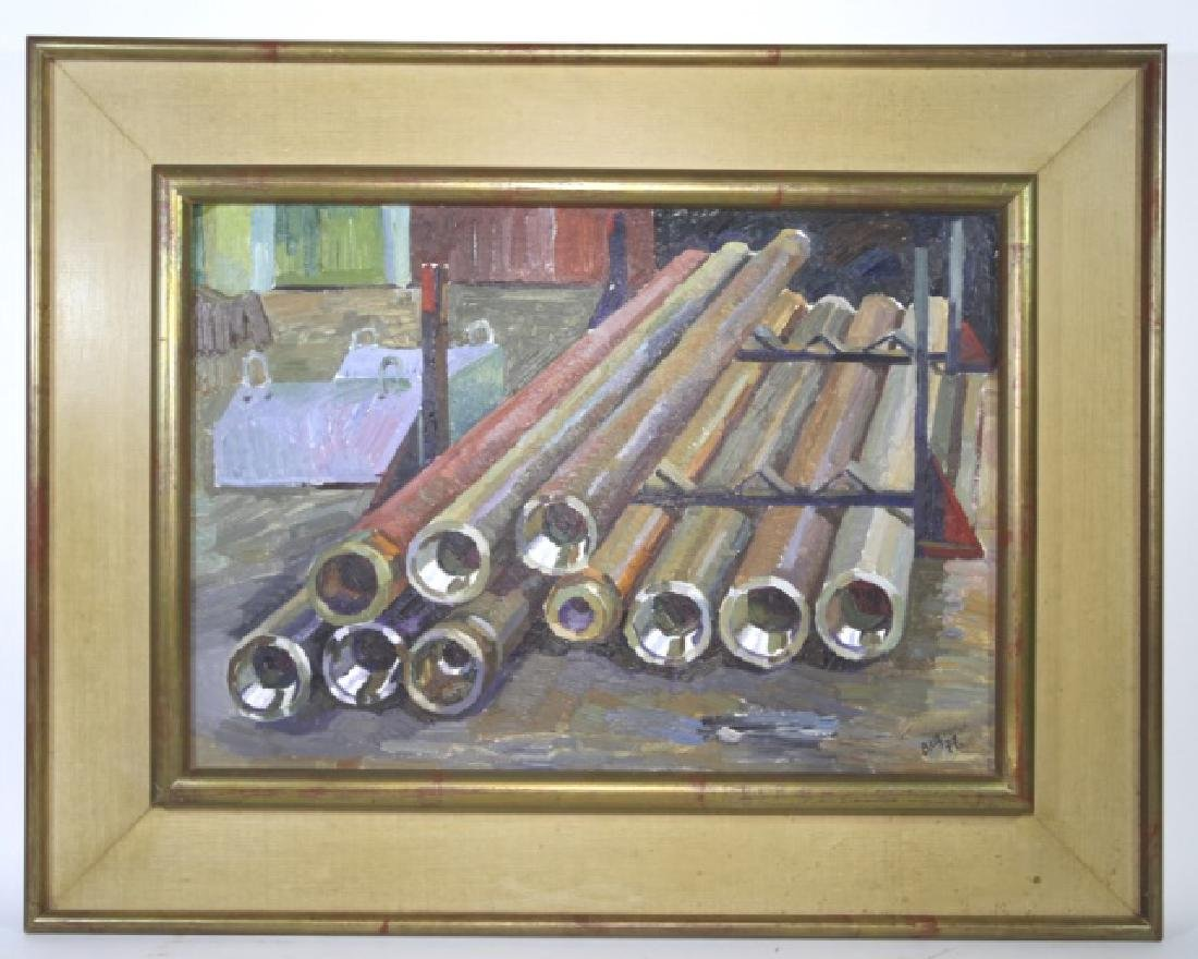 "VLADIMIR SHERDIN (RUSSIAN) ""PIPES"" OOC - 9"