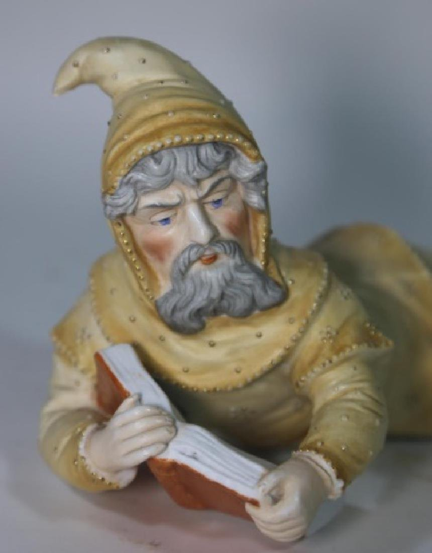MEISSEN GERMAN FAMILY PORCELAIN SCULPTURE - 2