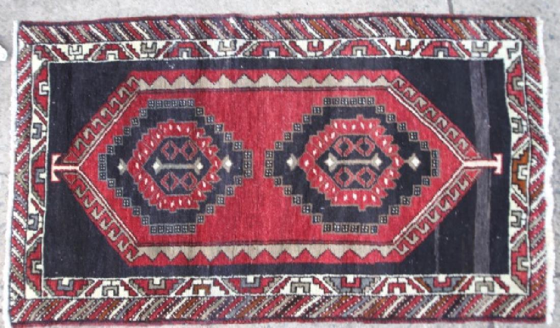 PERSIAN  HAND WOVEN AREA  CARPET
