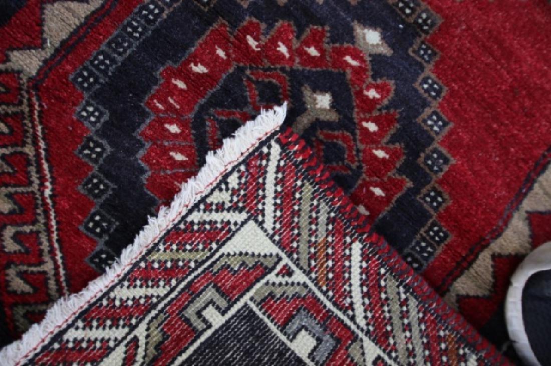 PERSIAN  HAND WOVEN AREA  CARPET - 2