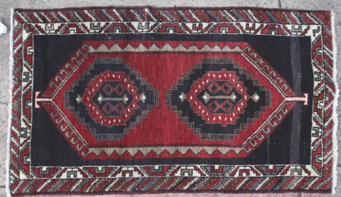 PERSIAN  HAND WOVEN AREA  CARPET - 3