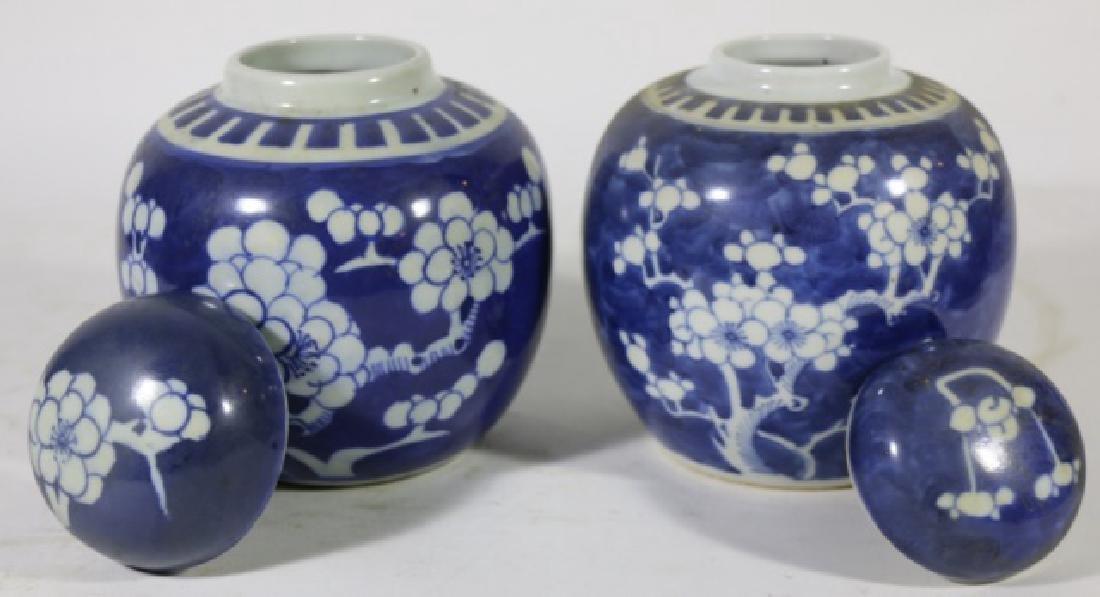 JAPANESE ANTIQUE GINGER JARS - 2