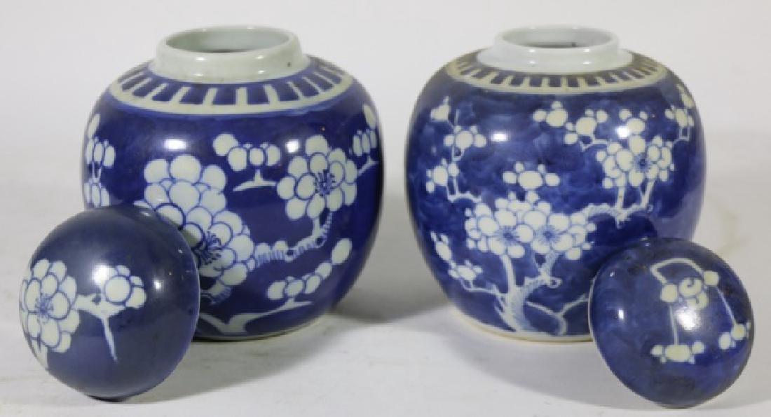 JAPANESE ANTIQUE GINGER JARS - 5