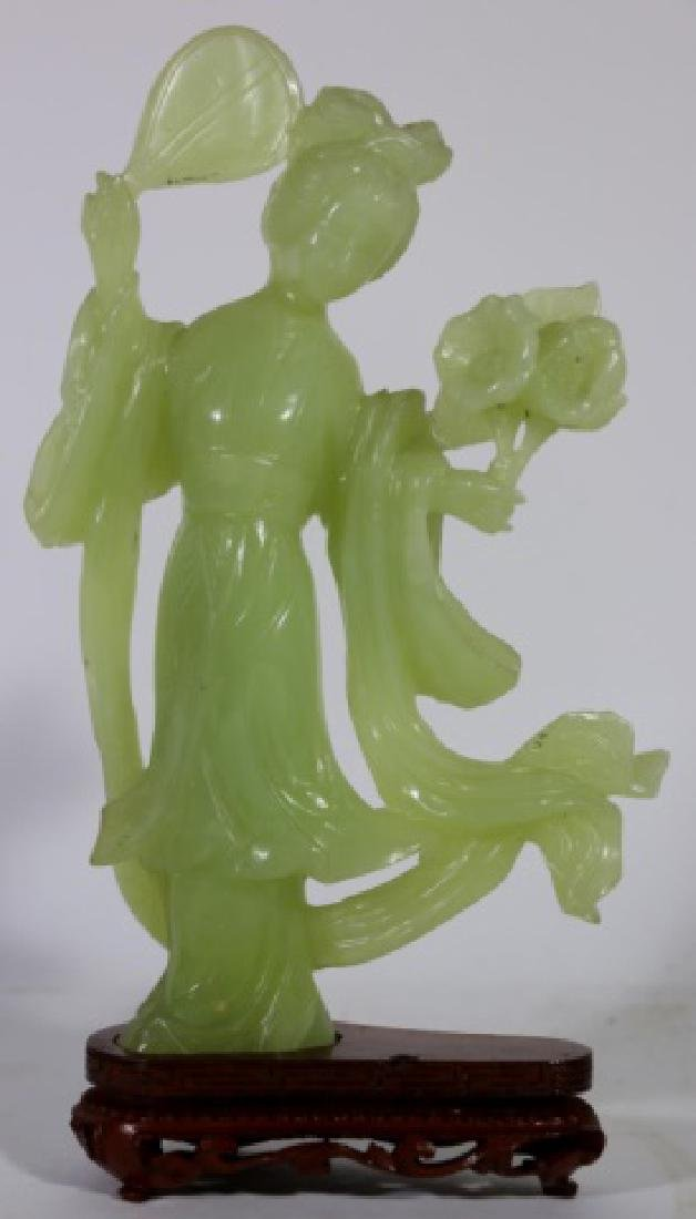 CHINESE SPINACH  JADE QUAN YIN