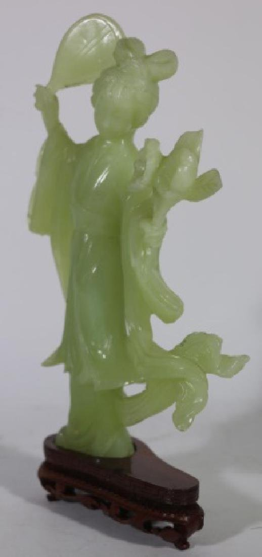 CHINESE SPINACH  JADE QUAN YIN - 4
