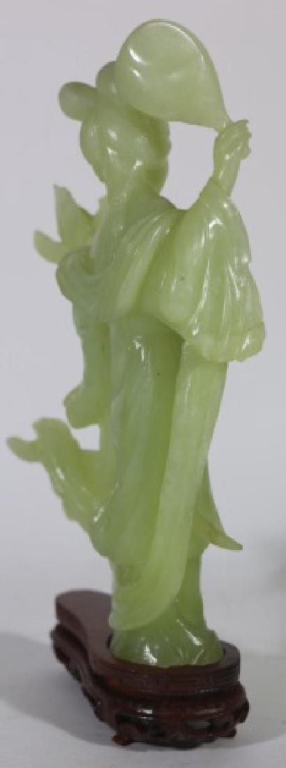 CHINESE SPINACH  JADE QUAN YIN - 6