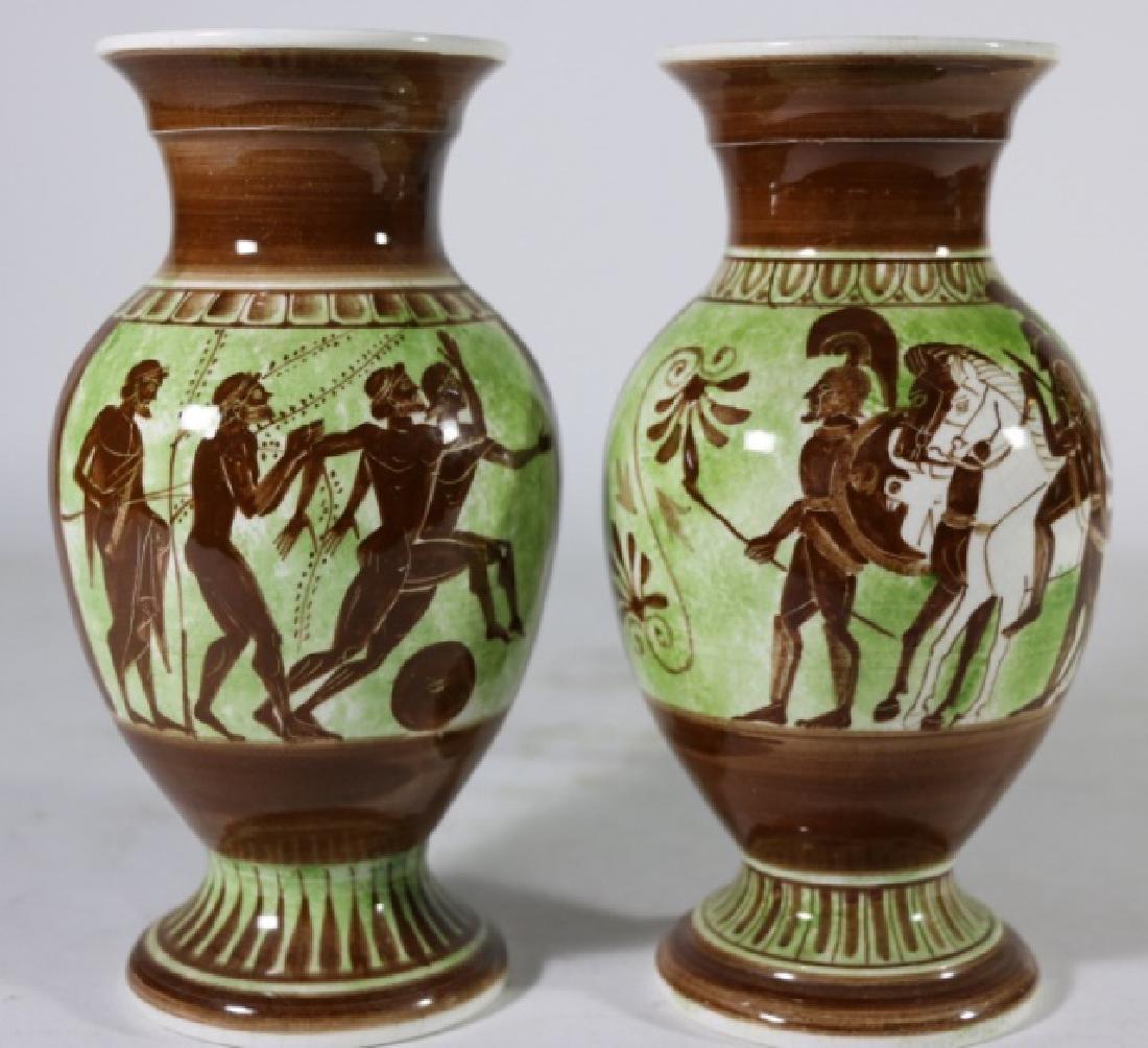 GREEK CERAMIC VASES