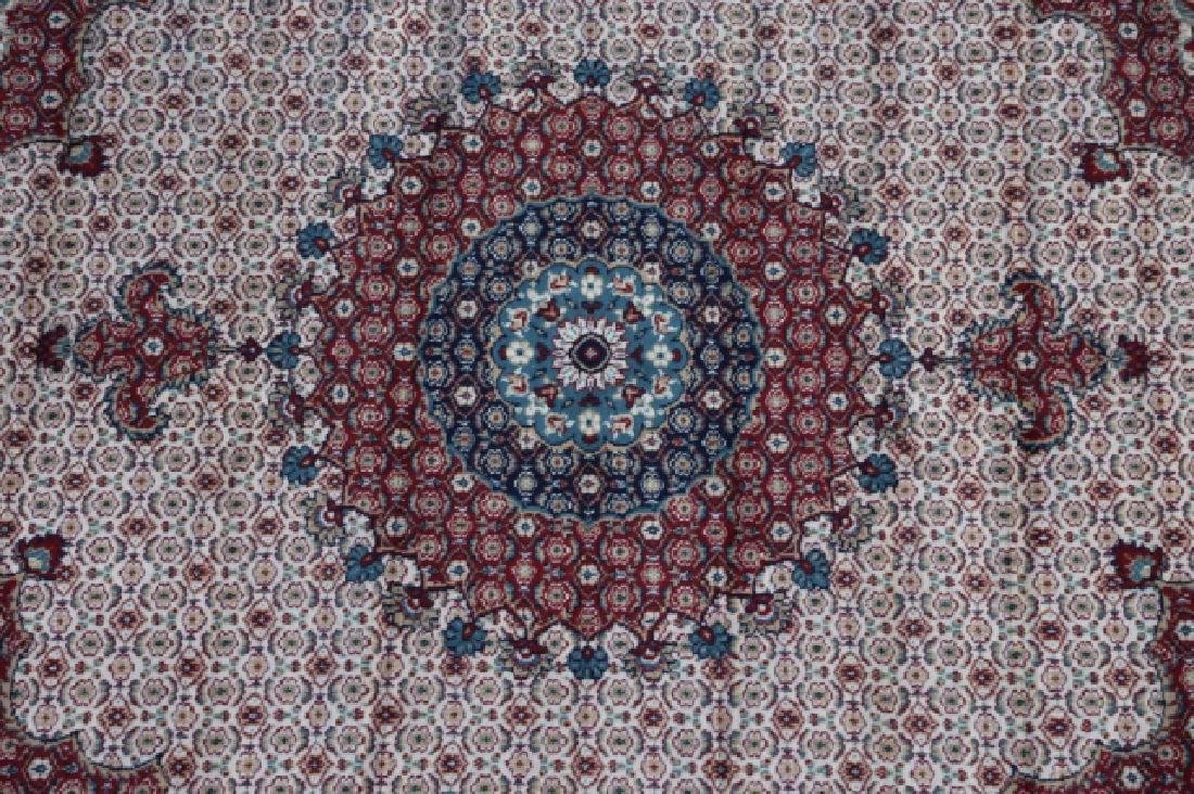 PERSIAN HAND WOVEN ROOM SIZE CARPET - 3