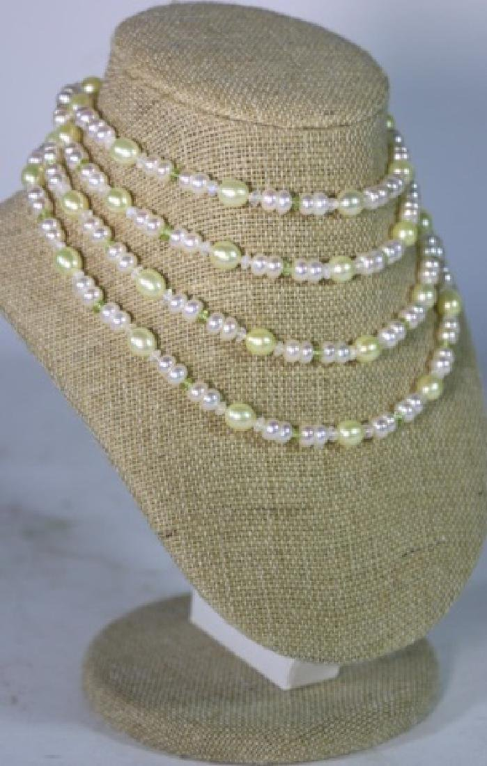 """60"""" STRAND OF PEARLS"""