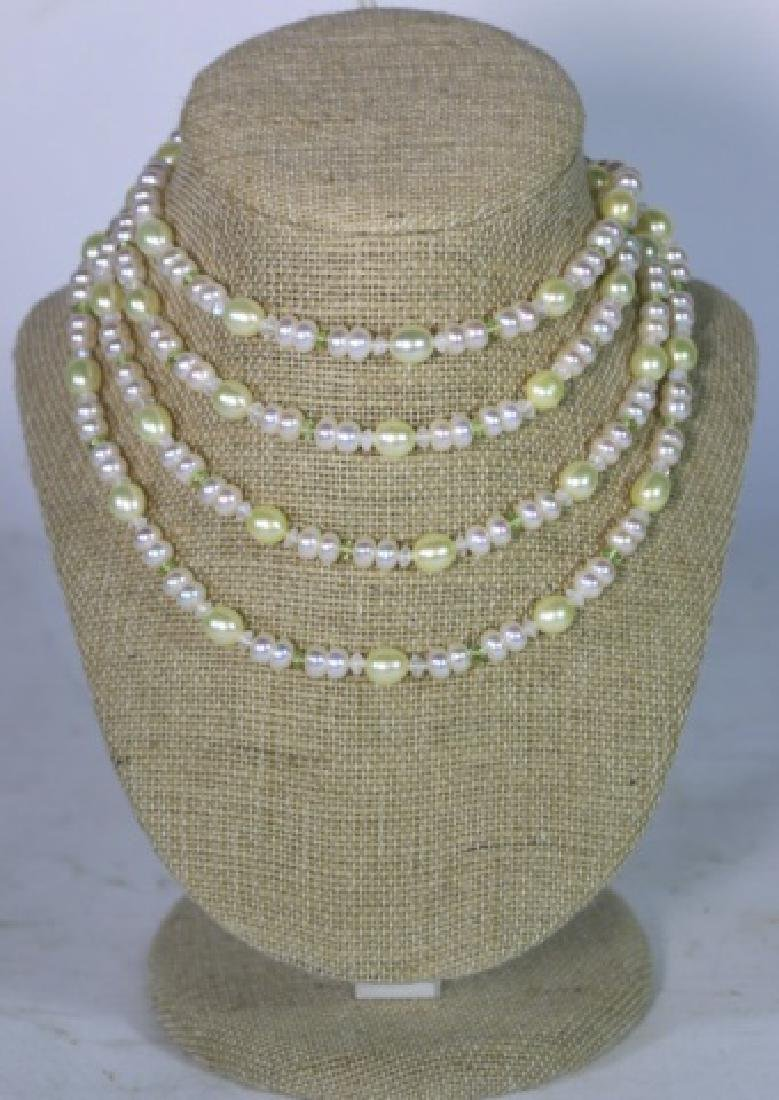 """60"""" STRAND OF PEARLS - 2"""