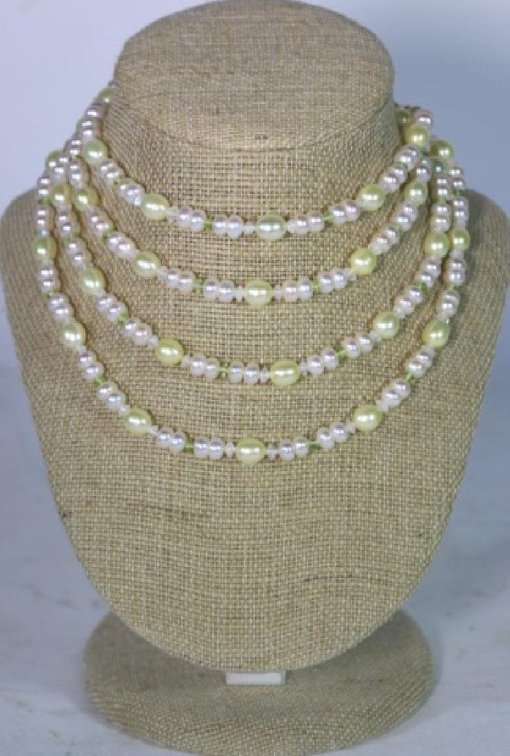 """60"""" STRAND OF PEARLS - 3"""