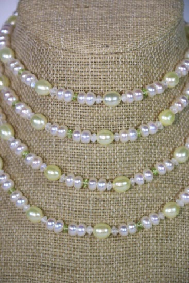 """60"""" STRAND OF PEARLS - 4"""