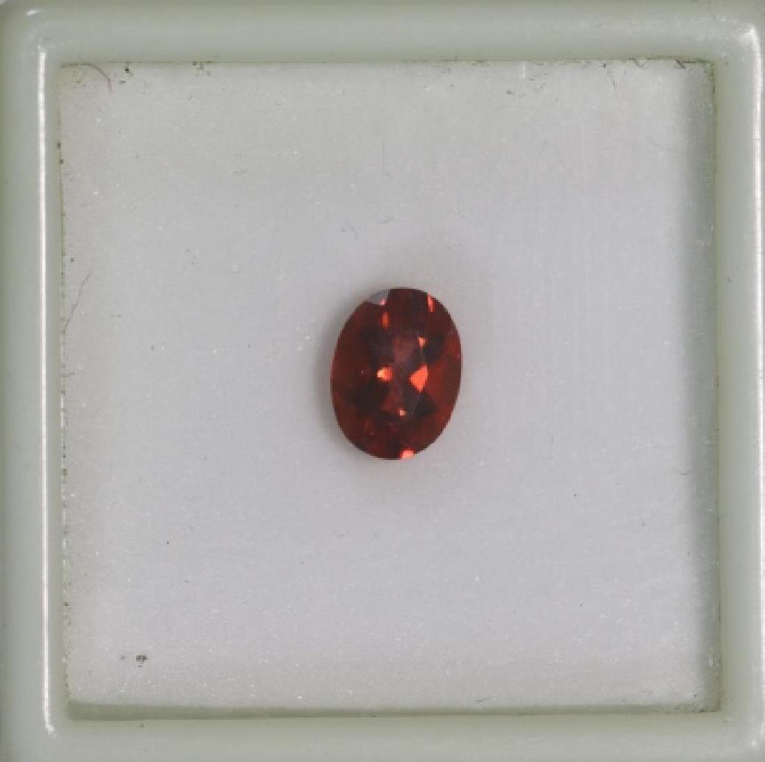 1CT ANDESINE OVAL LOOSE GEMSTONE - 2