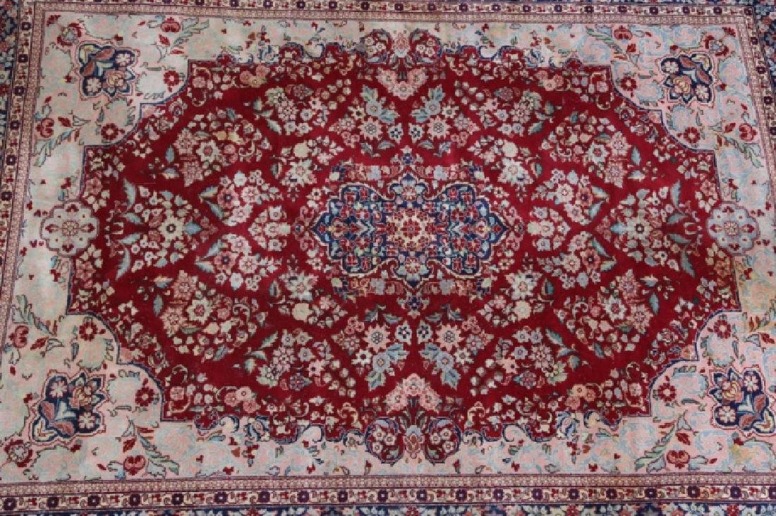 PERSIAN HAND WOVEN ROOM SIZE CARPET - 5
