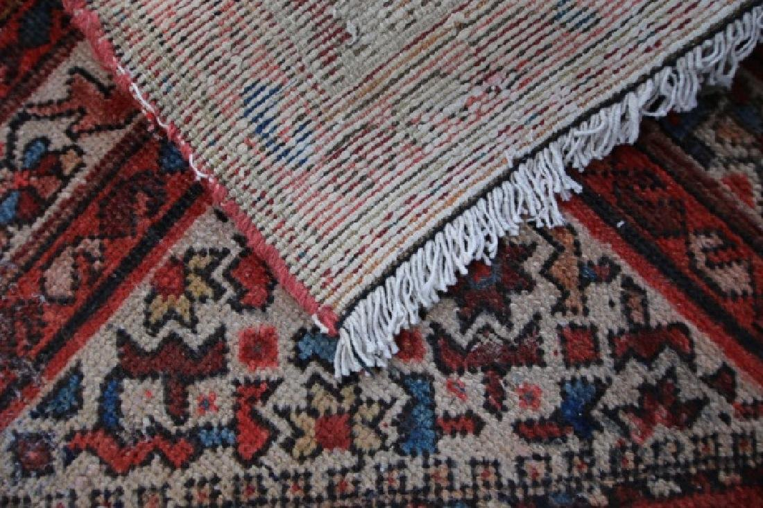 PERSIAN ANTIQUE MALAYER HAND WOVEN AREA RUNNER - 5