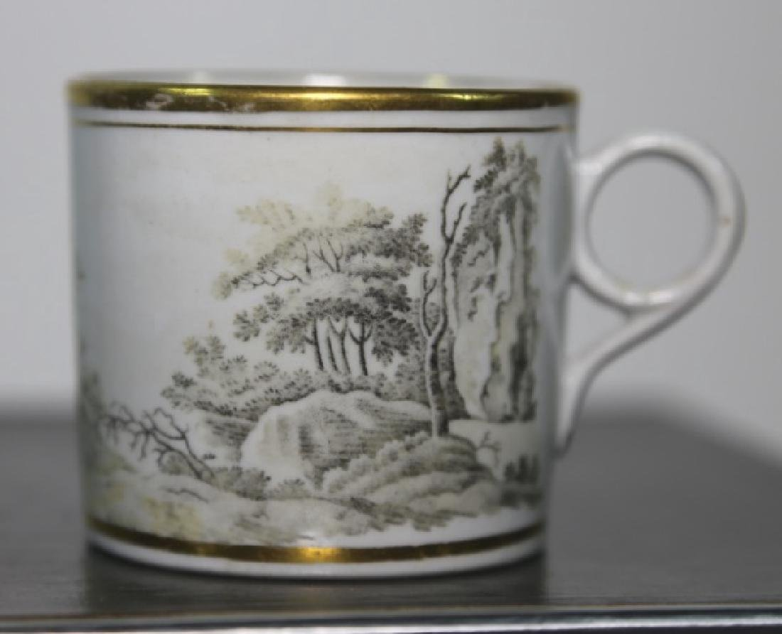 ASIAN 1810 PORCELAIN COFFEE CAN - 2