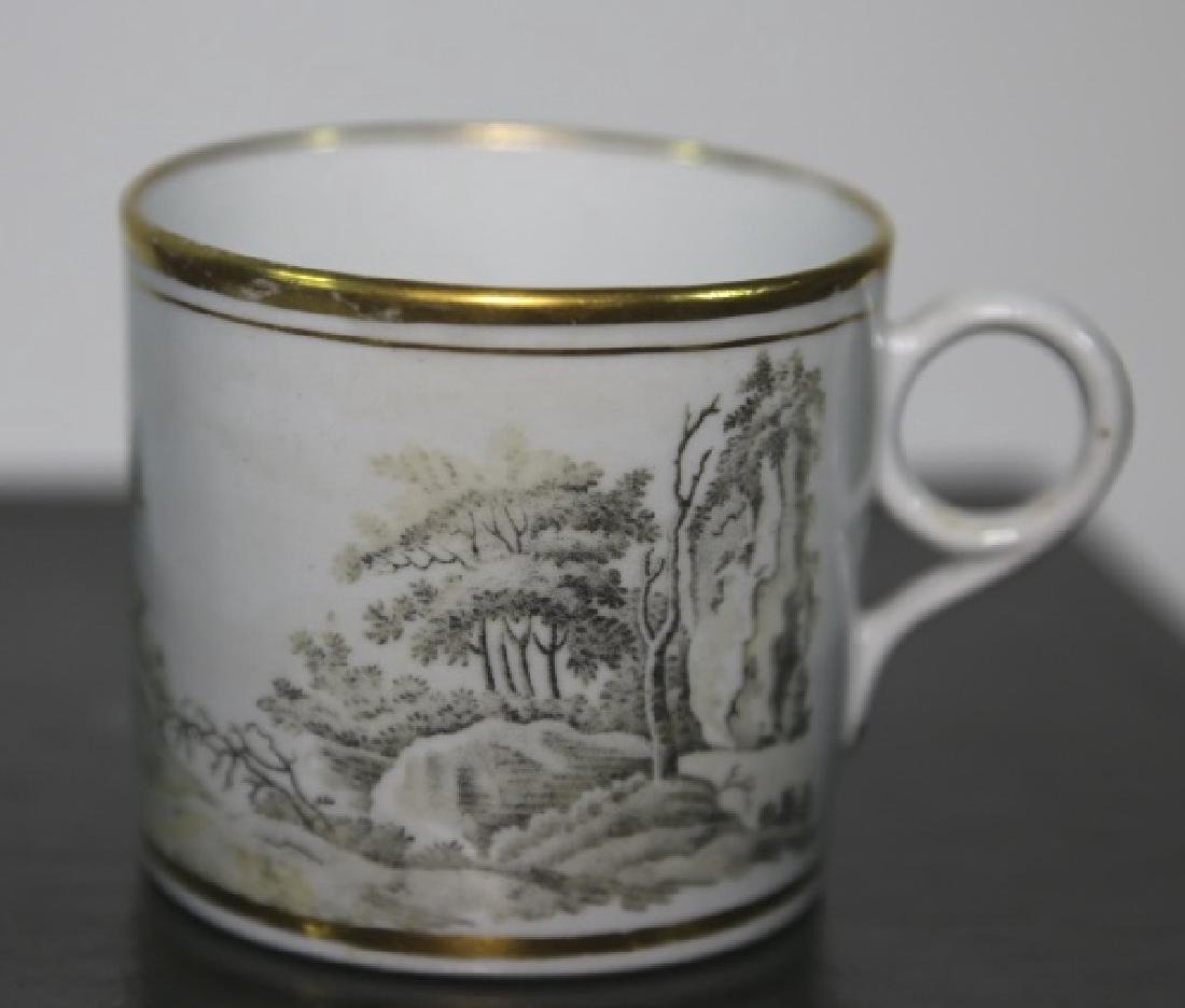 ASIAN 1810 PORCELAIN COFFEE CAN - 7