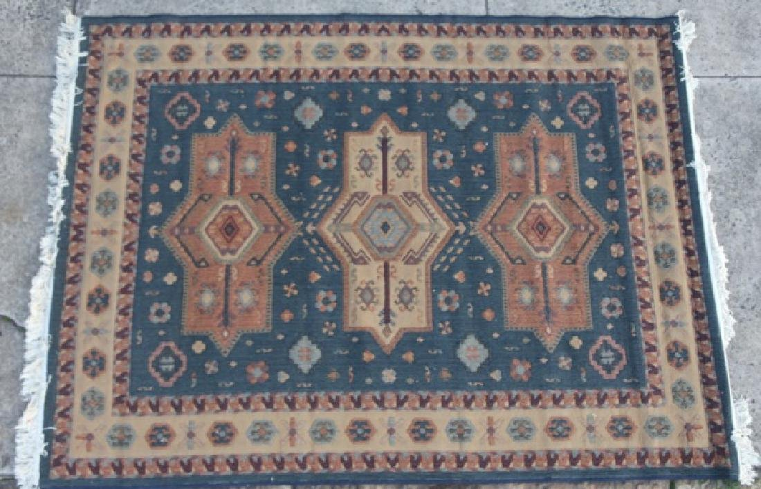 PERSIAN HAND WOVEN AREA RUG