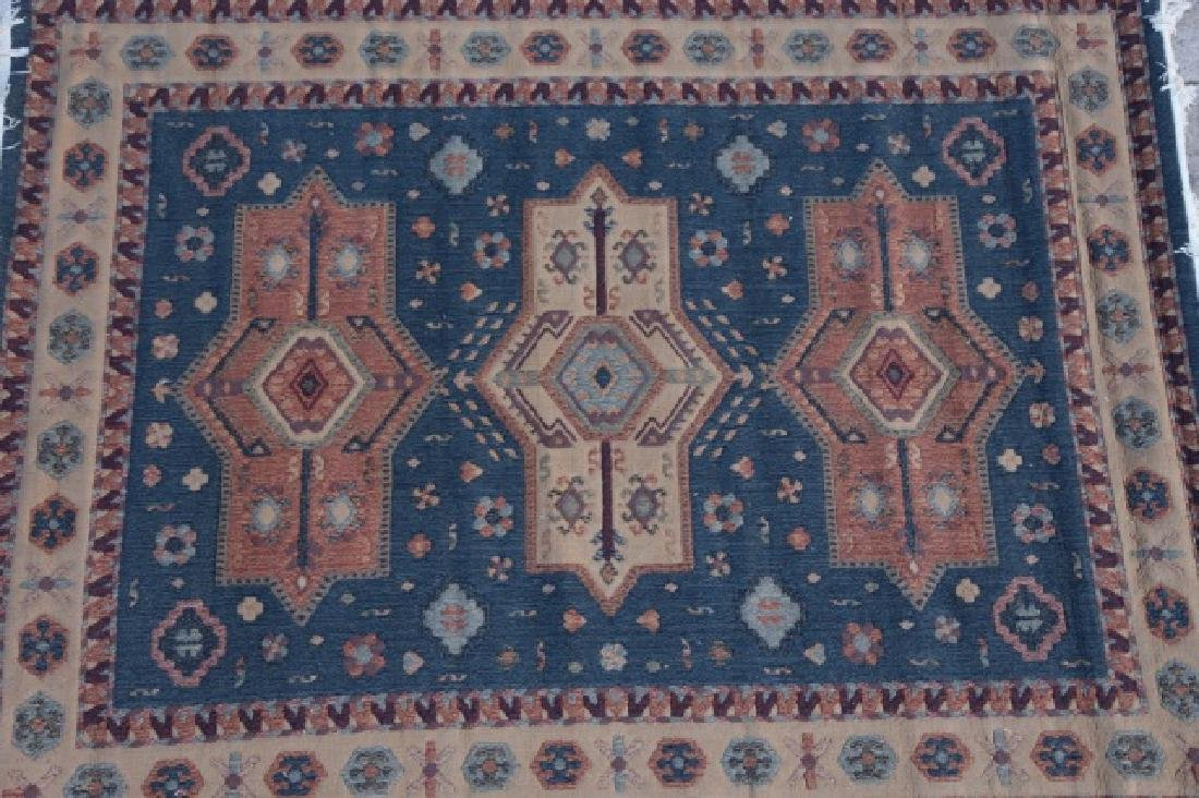 PERSIAN HAND WOVEN AREA RUG - 2