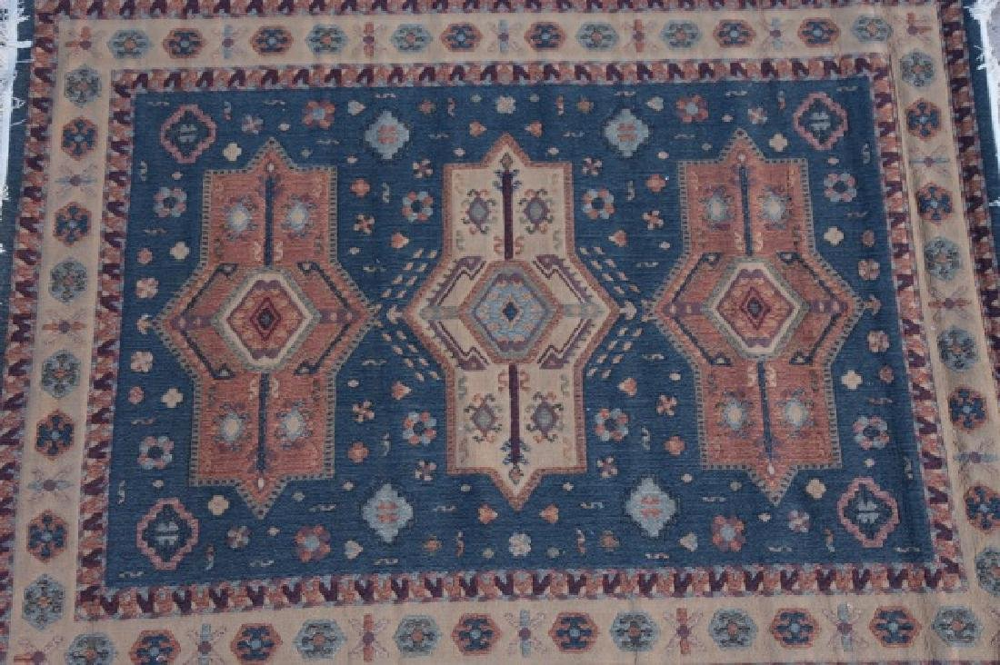 PERSIAN HAND WOVEN AREA RUG - 3