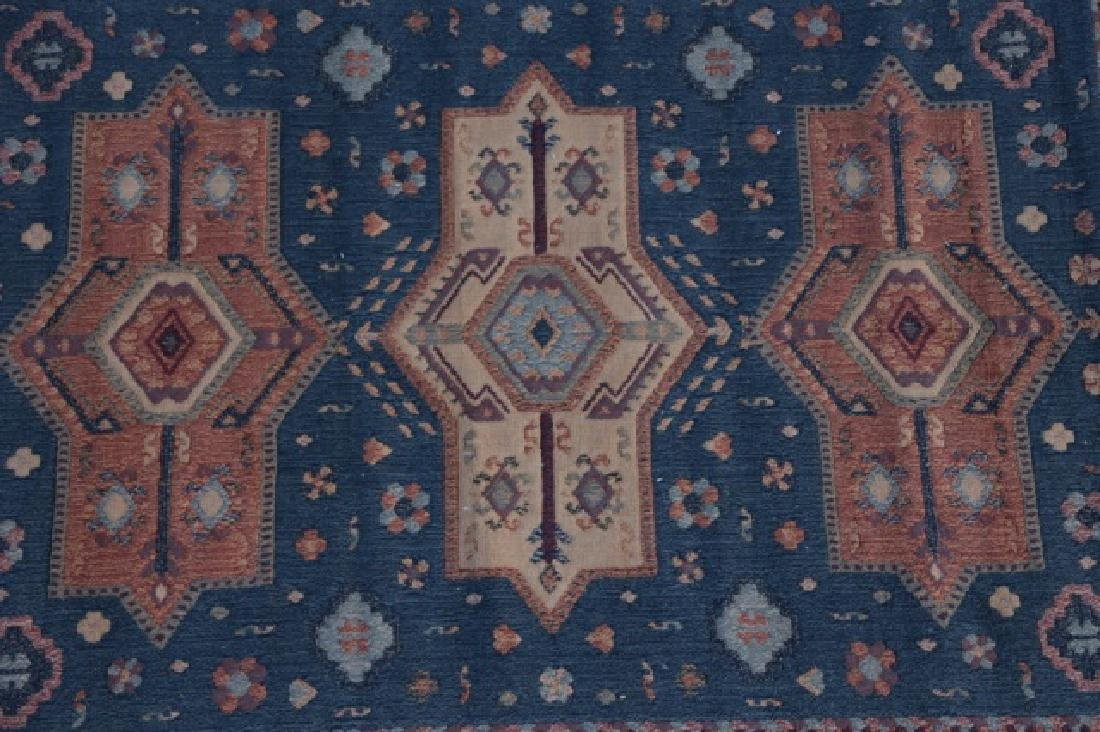 PERSIAN HAND WOVEN AREA RUG - 4