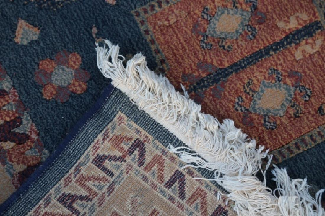 PERSIAN HAND WOVEN AREA RUG - 5