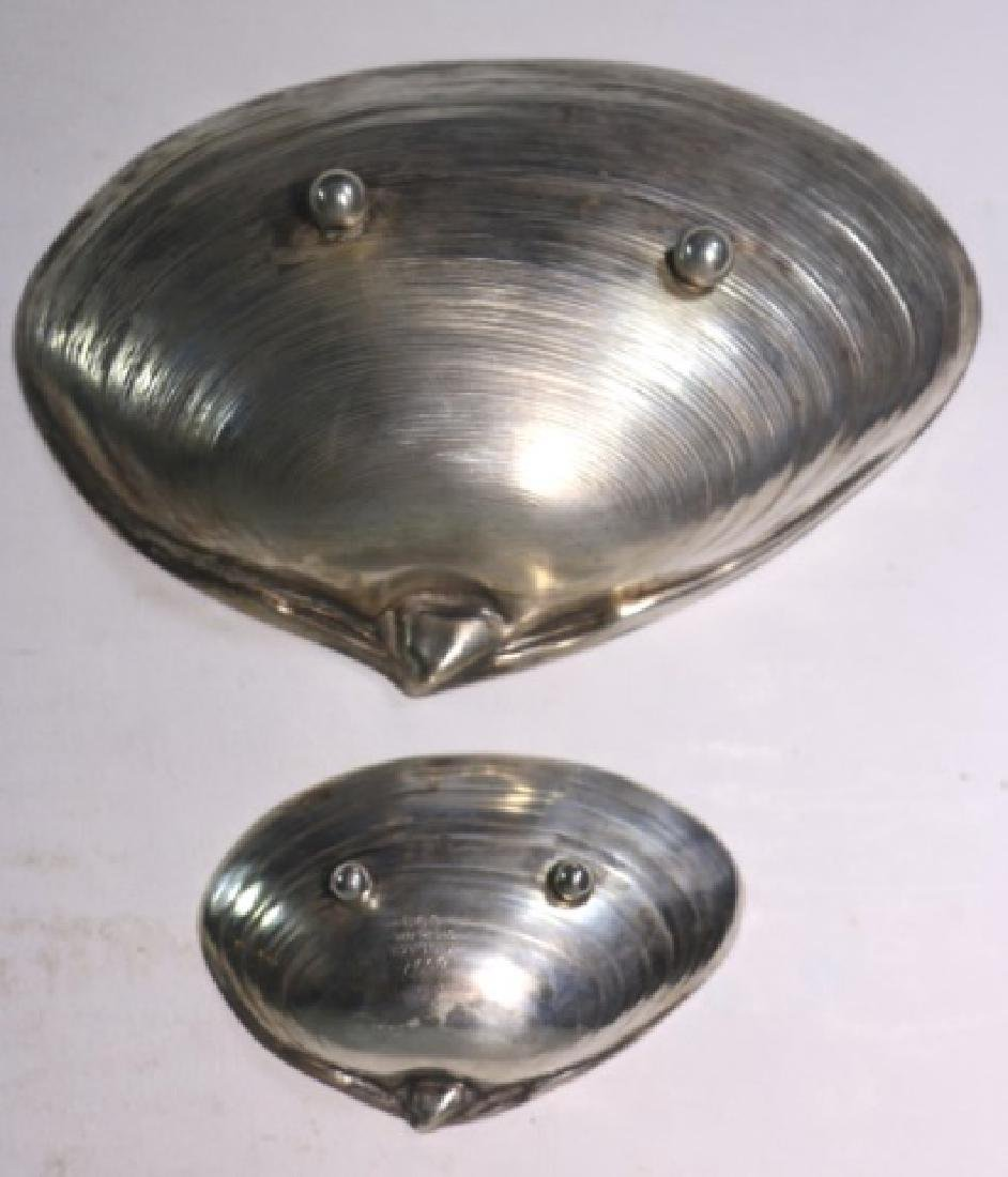 CAPE COD STERLING  1962 KENNEL CLUB SHELL DISHES - 2