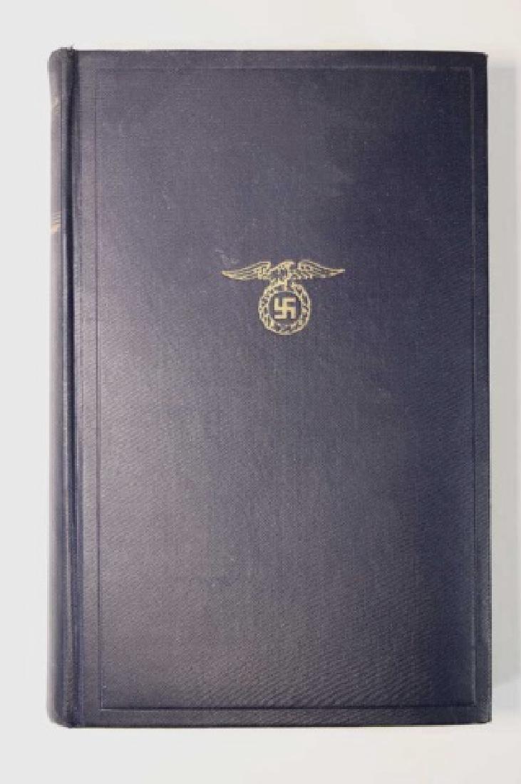 "1943 ""MEIN KAMPF"" BY ADOLF HITLER - 8"