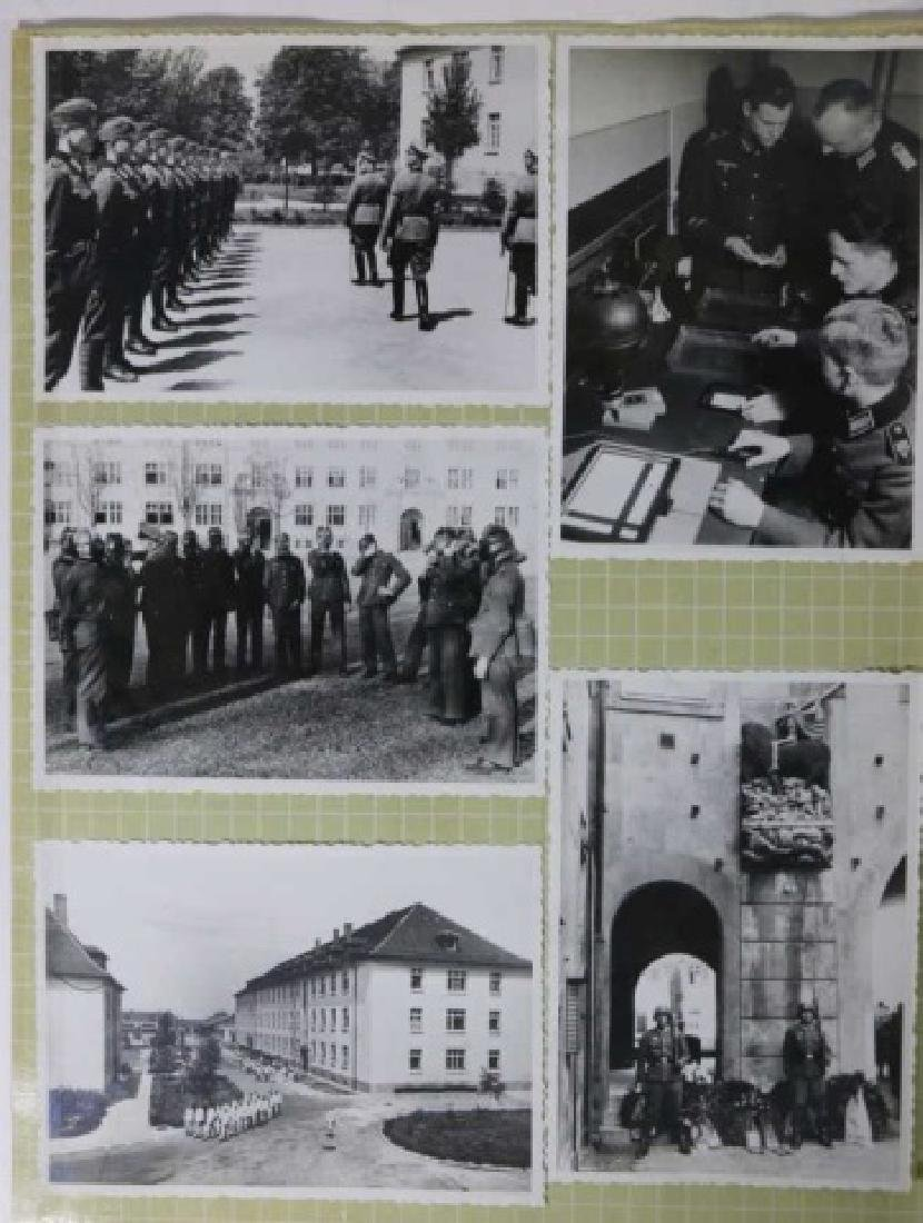 GERMAN WWII PERIOD MILITARY  PHOTO GROUPING - 3