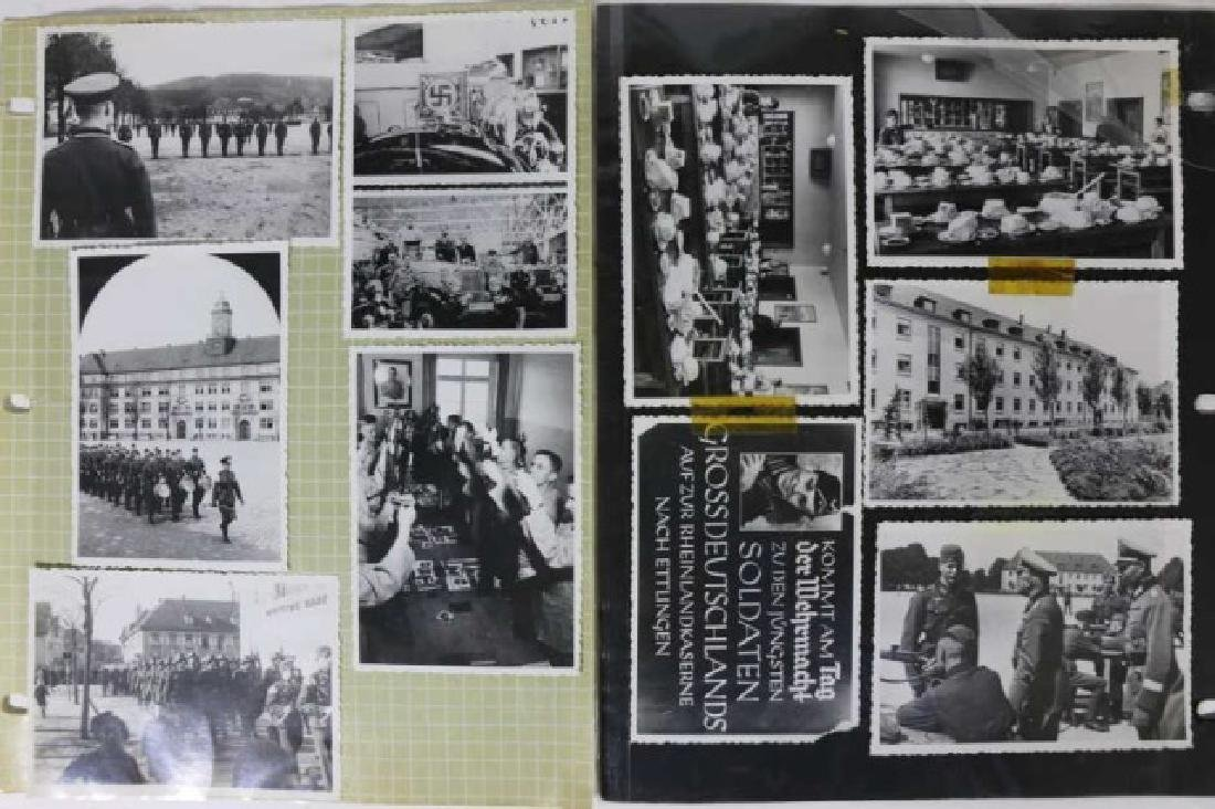 GERMAN WWII PERIOD MILITARY  PHOTO GROUPING - 4