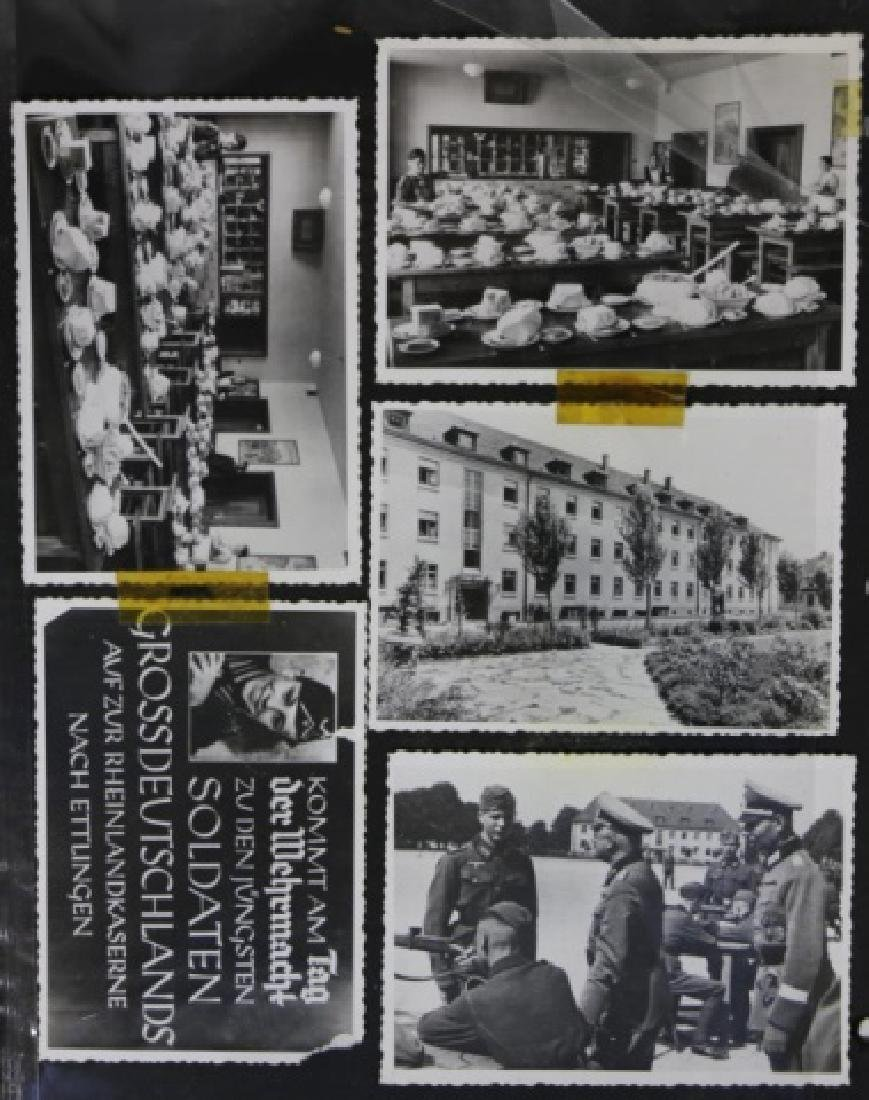 GERMAN WWII PERIOD MILITARY  PHOTO GROUPING - 5