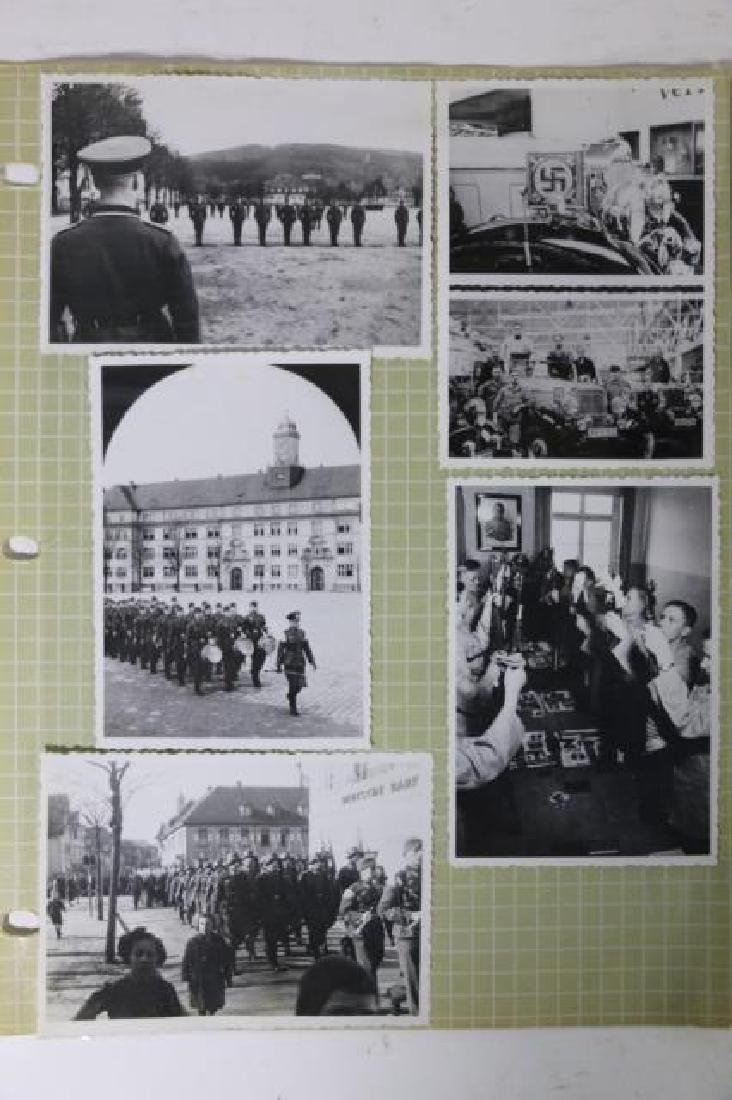 GERMAN WWII PERIOD MILITARY  PHOTO GROUPING - 6