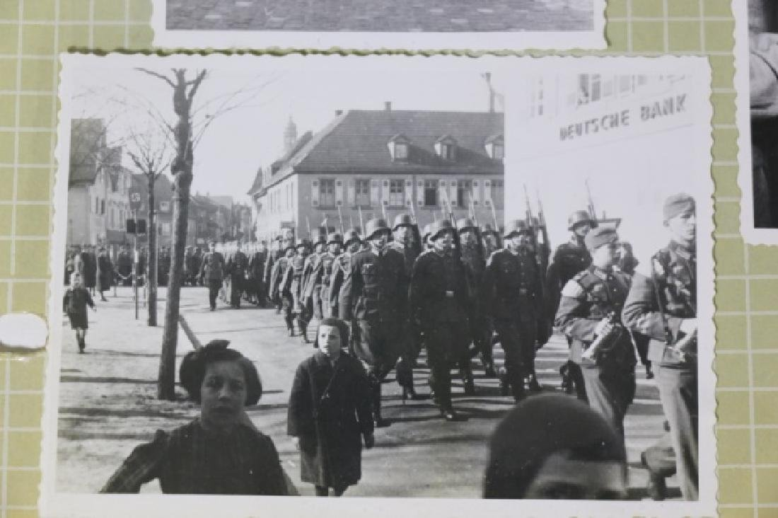 GERMAN WWII PERIOD MILITARY  PHOTO GROUPING - 8