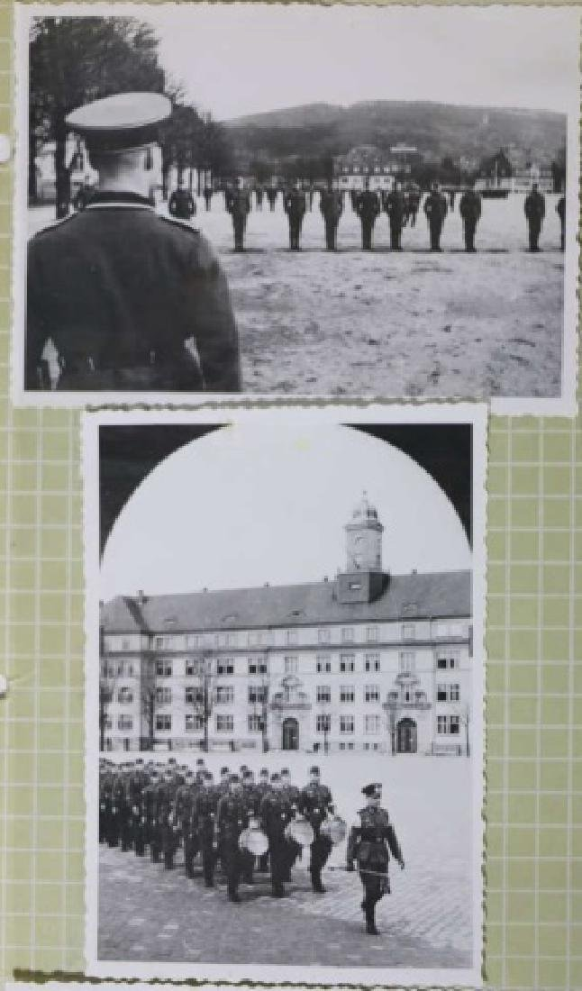 GERMAN WWII PERIOD MILITARY  PHOTO GROUPING - 9