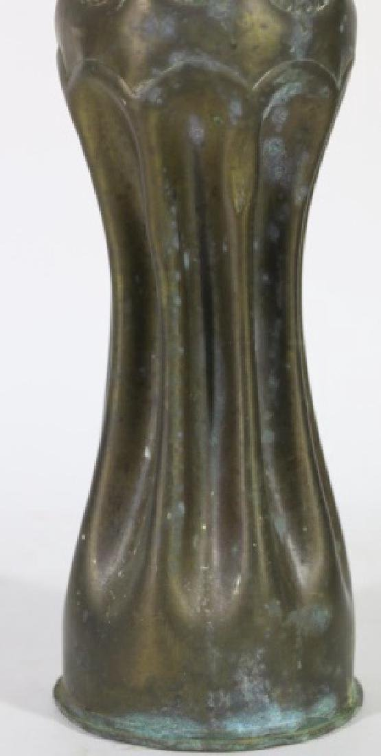 WWI TRENCH ART SHELL - 6