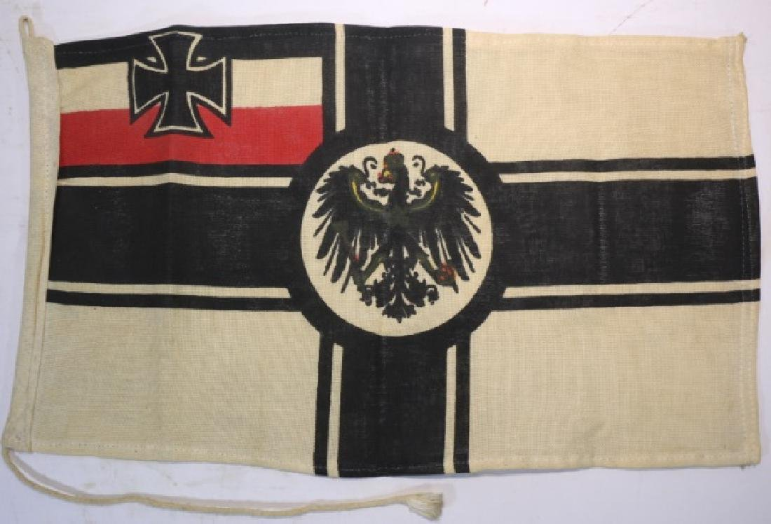 WWI PRUSSIAN FLAG - 2