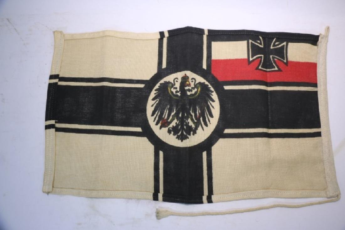 WWI PRUSSIAN FLAG - 7