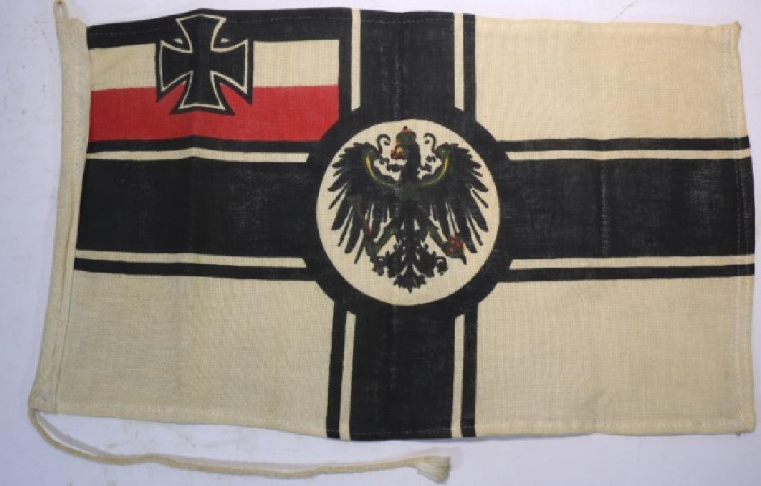 WWI PRUSSIAN FLAG - 8