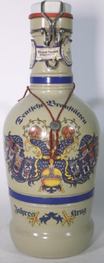 VINTAGE GERMAN BEER GROWLER - 2