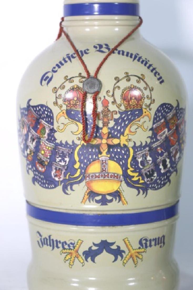 VINTAGE GERMAN BEER GROWLER - 4