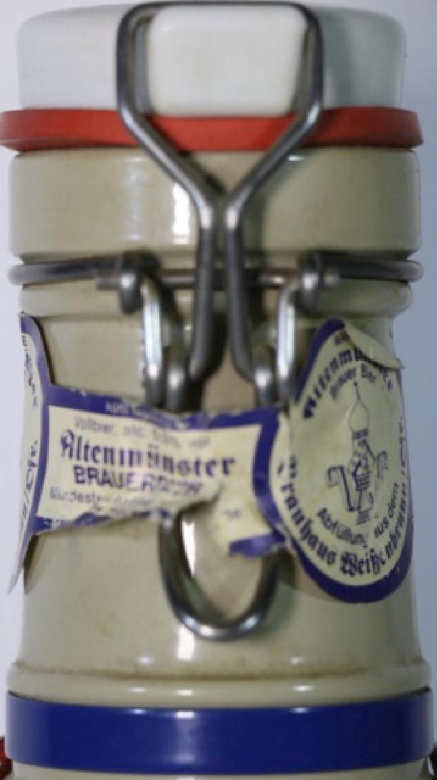 VINTAGE GERMAN BEER GROWLER - 6