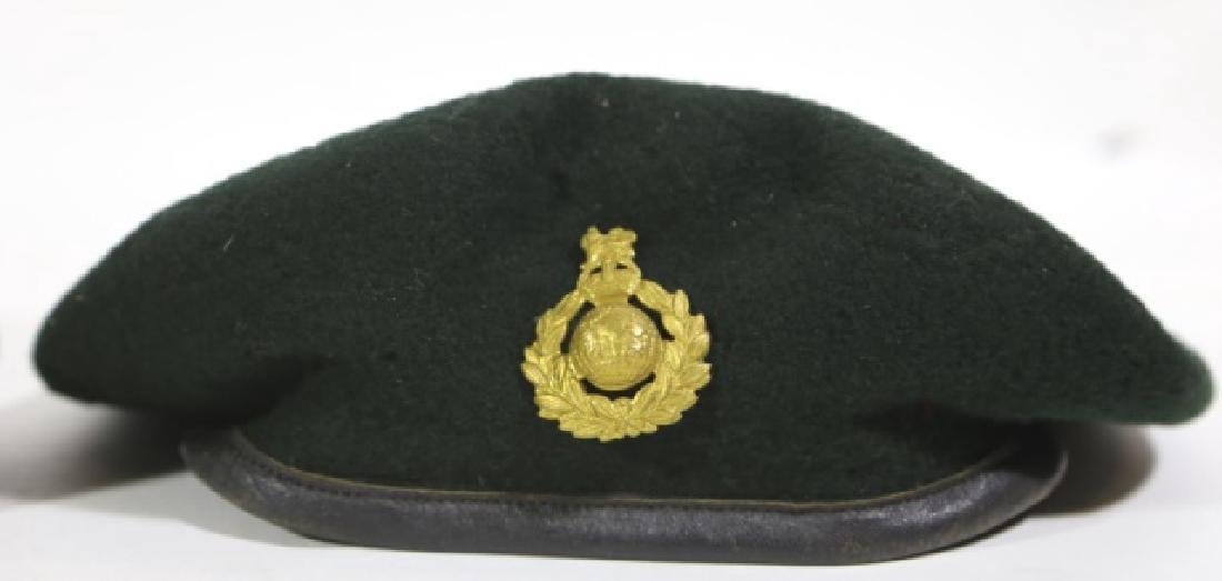 MILITARY VINTAGE BERET GROUPING - 2