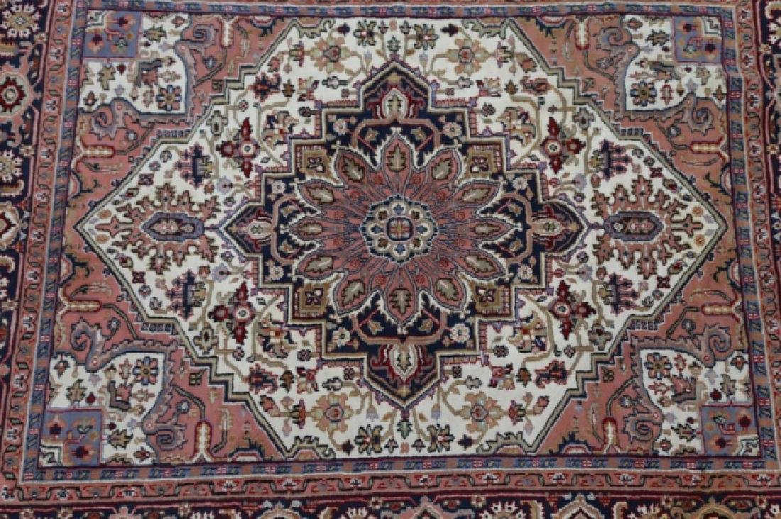 HAND WOVEN PERSIAN ROOM SIZE RUG - 2
