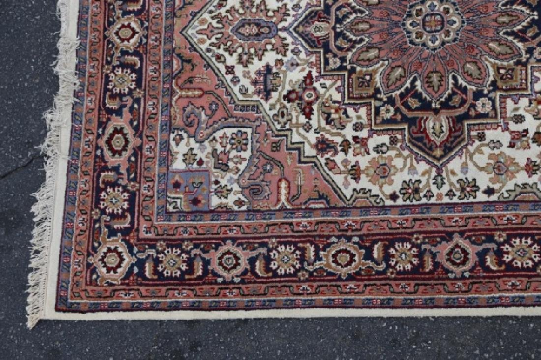 HAND WOVEN PERSIAN ROOM SIZE RUG - 4