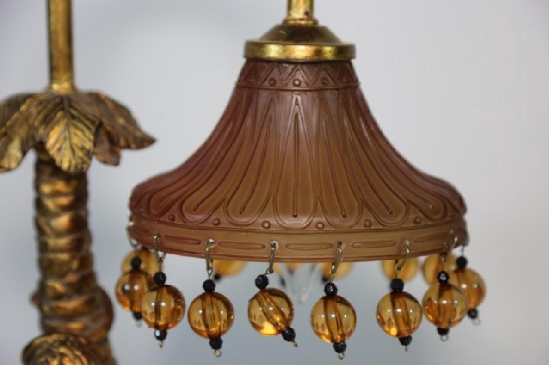 DECORATIVE MONKEY LAMP - 3